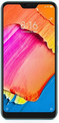 Redmi 6 Pro (Lake Blue, 64 GB)(4 GB RAM) at flipkart