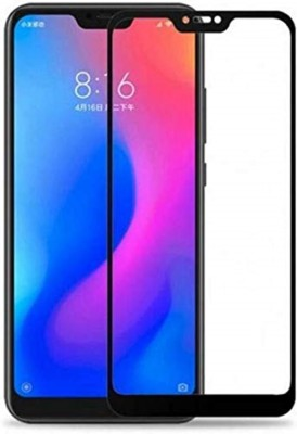 True Desire Edge To Edge Tempered Glass for Mi Redmi 6 pro(Pack of 1)