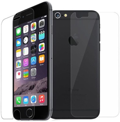 ROBMOB Tempered Glass Guard for Apple iPhone 6, Apple iPhone 6s(Pack of 1)