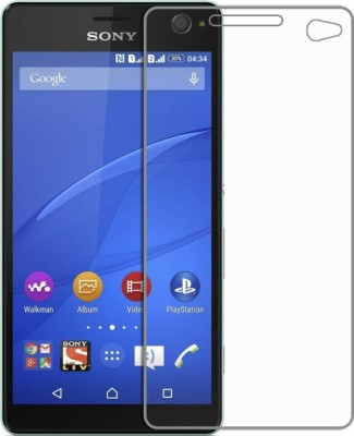 ROBMOB Tempered Glass Guard for Sony Xperia C4(Pack of 1)