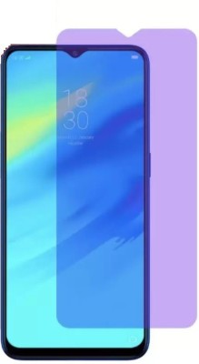 HRV Tempered Glass Guard for RealMe 2 Pro Premium Quality Anti-Blue Ray Light Screen Guard [ Blocks Excess Harmful Blue Light] [Eyes Protector Tempered Glass] [Reduce Eye Fatigue and Eye Strain](Pack of 1)