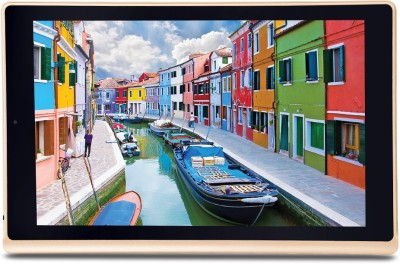 iBall Elan 4G2 Plus 16 GB 10.1 inch with Wi-Fi+4G Tablet (Cobalt Brown)