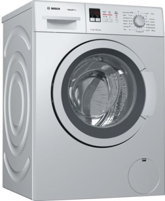 Bosch 7 kg Fully Automatic Front Load Washing Machine Silver(WAK24169IN) (Bosch)  Buy Online