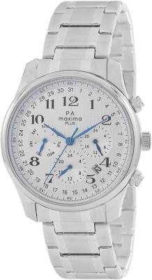 Maxima 00801CMGS Smart Analog Watch - For Men