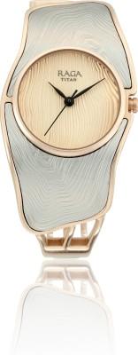 Titan 95097KM01 Raga I am Analog Watch - For Women