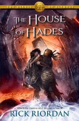 The Heroes of Olympus, Book Four the House of Hades(English, Hardcover, Riordan Rick)