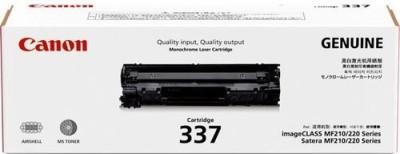 Canon 337 Black Ink Toner