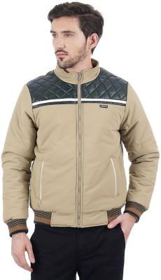 Cloak & Decker Full Sleeve Colorblock, Checkered Men Jacket