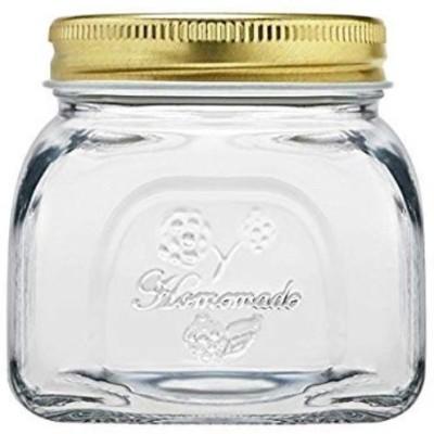 Pasabahce Home Made Glass Jar with Metal Lid Set of 2 Pcs Mixer Jar Gasket Pasabahce Appliance Parts   Accessories