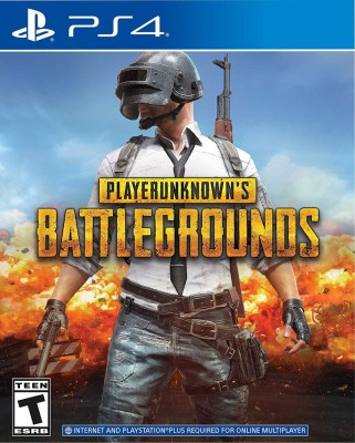 Playerunknown's Battlegrounds(for PS4)