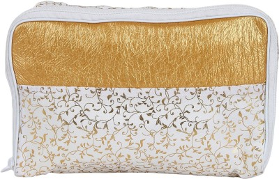 Uberlyfe Cosmetic Pouch White