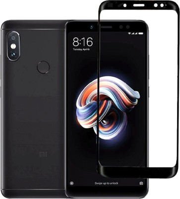 EPAQT Edge To Edge Tempered Glass for Mi Redmi Note 5 Pro(Pack of 1)