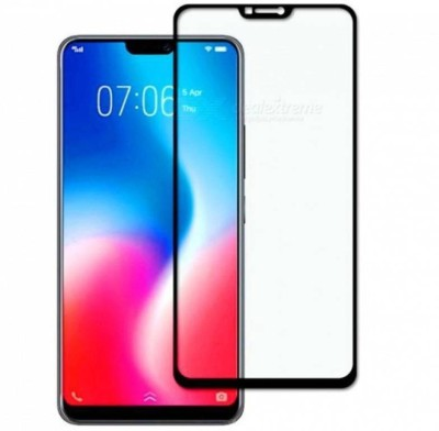 Magic Edge To Edge Tempered Glass for nokia 5.1(Pack of 1)