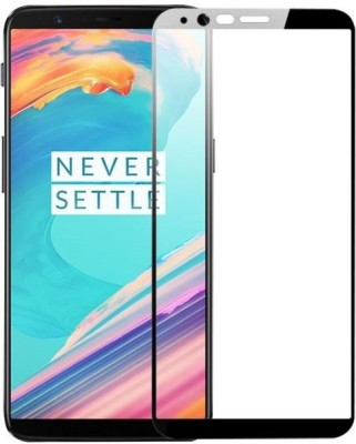 Magic Edge To Edge Tempered Glass for OnePlus 5T(Pack of 1)