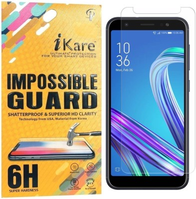 iKare Tempered Glass Guard for Asus ZenFone Max M1
