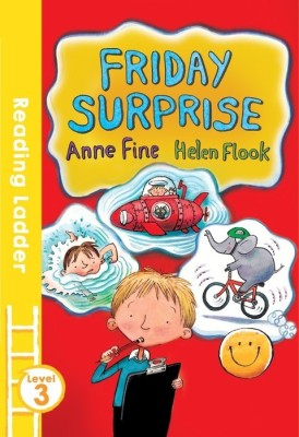 Friday Surprise - Reading Leader - Level 3(English, Paperback, Fine Anne)