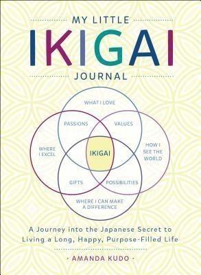 My Little Ikigai Journal(English, Paperback, Kudo Amanda)