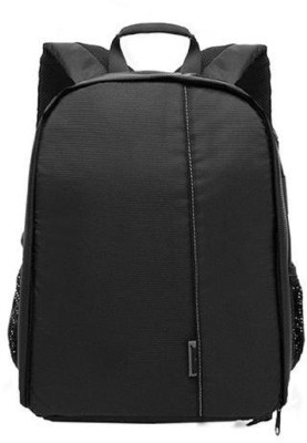 GOD BOY DSLR SLR Camera Lens Shoulder Backpack Case for Canon Nikon Sigma Olympus  Camera Bag(Gray)