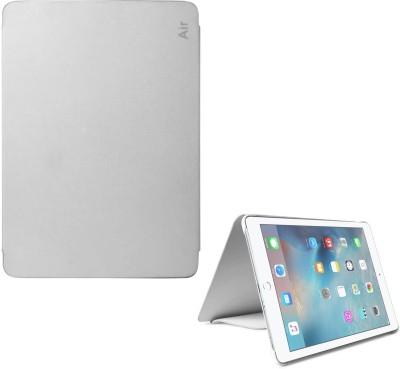 DMG Book Cover for Apple iPad Air 5th Gen(White)