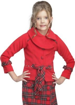 Cutecumber Coat Fabric Coat at flipkart