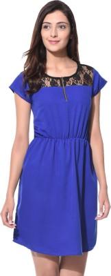 Uptownie Lite Women A-line Blue Dress
