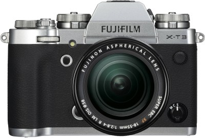 Fujifilm X-T3 with XF 18-55 mm F2.8-4.0 R LM OIS Lens Mirrorless...