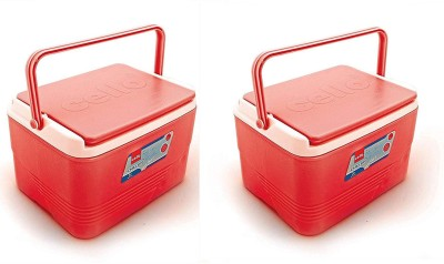 Cello CHILLER 3 LTR PACK 2 CHILLER(Red, 3000 L)