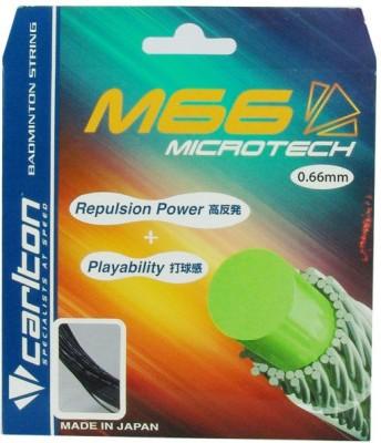 Carlton M66 MICROTECH 0.66 Badminton String   10 m Multicolor