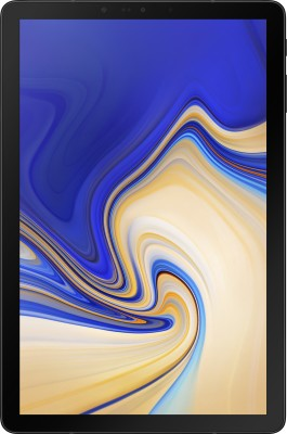 Samsung Galaxy Tab S4 (with Pen) 64 GB 10.5 inch with Wi-Fi+4G Tablet (Black)
