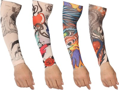 Alpha Man AM_TS_4CMB9_AW Nylon Arm Warmer(Multicolor)