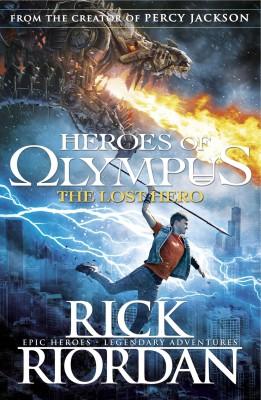 The Lost Hero (Heroes of Olympus Book 1)(English, Paperback, Riordan Rick)