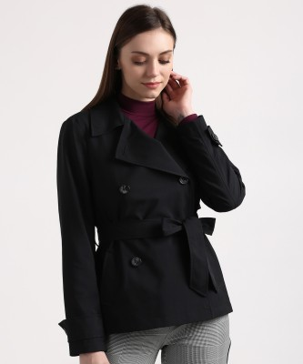 U.S. Polo Assn Polyester Solid Coat