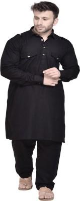 AD & AV Men Pathani Suit Set