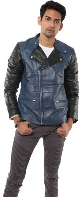 Spykar Full Sleeve Solid Men Jacket