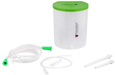 PrimeSurgicals PVC Enema Kit with Enema Colon TIp Medical Equipment Combo