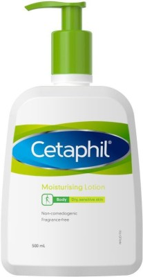 Cetaphil Moisturising Lotion 500ml (By Nestle Skin Health)(500)