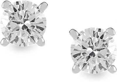 ORRA Yellow Gold 18kt Diamond Stud Earring