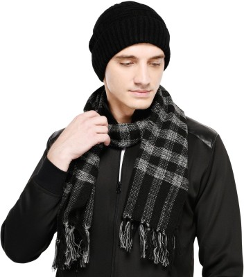 VR Designers Checkered Men & Women Muffler