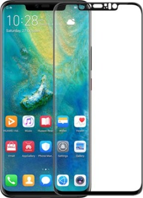 Nillkin Edge To Edge Tempered Glass for Huawei Mate 20 Pro(Pack of 1)
