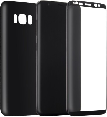 Alwin Front and Back Screen Guard for Samsung Galaxy S8(Pack of 1)