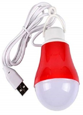 WEBDOO INFOTECH Miniulb  90% Energy Saving with hanger  WirUsb2.0 Led Light Multicolor WEBDOO INFOTECH Mobile Accessories