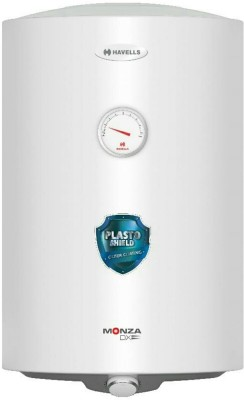Havells 15 L Storage Water Geyser (Monza Dx, White)