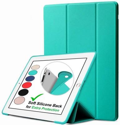 "DuraSafe Cases Flip Cover for Apple iPad 4 / iPad 3 / iPad 2 9.7"" [ A1458 A1459 A1460 A1403 A1416 A1430 A1395 A1396 A1397 ](Green, Shock Proof)"