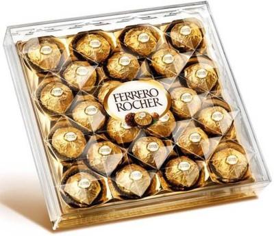 Ferrero Rocher Chocolate 24 Pcs Truffles(300 g)