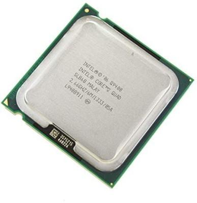 Intel 2.66 GHz LGA 775 Q9400 Processor(Silver)
