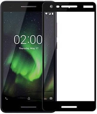 Chevron Tempered Glass Guard for Nokia 3.1(Pack of 1)