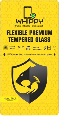Whippy Back Tempered Glass for Apple iPhone 4s Back(Pack of 1)