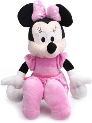 DISNEY Plush   Minnie Flopsie New 10  Soft Toy   10 inch Multicolor DISNEY Soft Toys