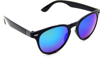 Els Wayfarer Sunglasses(Blue, Green)