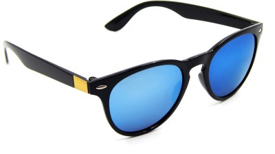 Els Wayfarer Sunglasses(Blue)